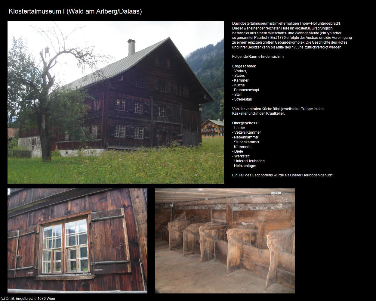 I (Wald am Arlberg/Dalaas) in Kulturatlas-Vorarlberg